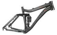 All Mountain bike frames