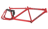 Tandem / Folding bike frames